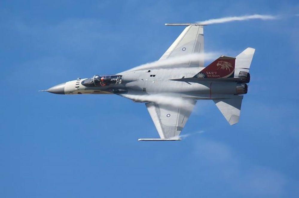 IDF戰機服役25年彩繪機。圖/空軍司令部提供