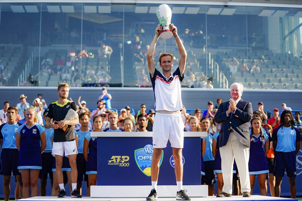成為繼「英國希望」墨瑞(Andy Murray)後,最年輕的辛辛那提名人賽冠軍。...