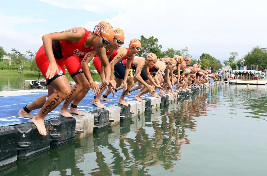 邁入第12屆的2019年宜蘭梅花湖全國鐵人三項錦標賽將在下月7至8日舉行,這次比...