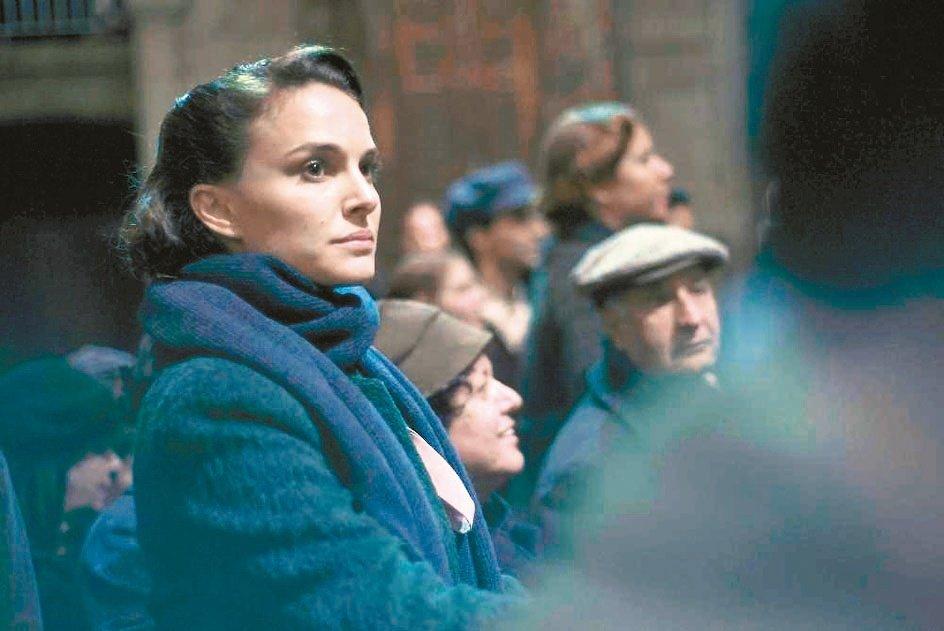 電影《愛與黑暗的故事》由娜塔莉‧波特曼自導自演。(圖/本報資料照片,威視提供)