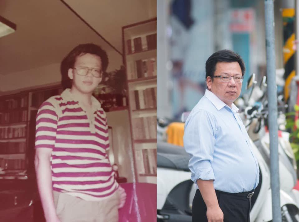 立委李俊俋在臉書自嘲,「從政已受職業災害,何必苦苦相逼?」。圖/翻攝自李俊俋臉書