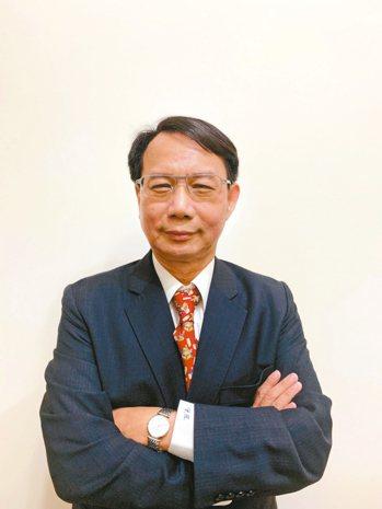 智擎總經理胡宇方。 記者陳書璿/攝影