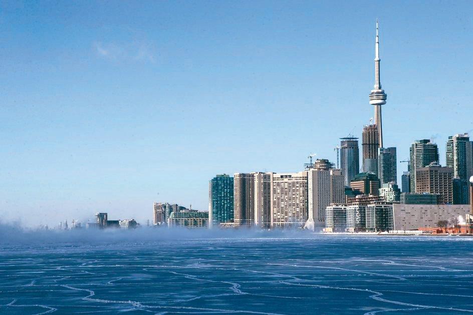 加拿大多倫多吸引許多科技公司前來設點。 美聯社