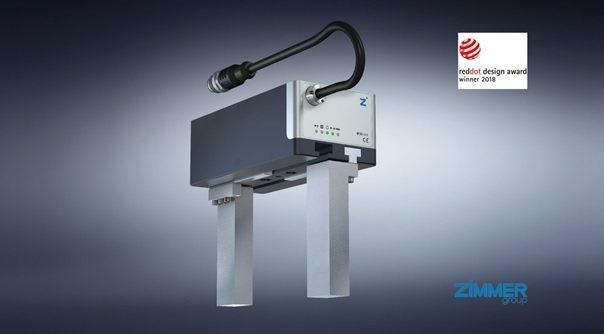 榮獲Red Dot設計大獎的GEH6000IL系列電動機械夾爪。 極馬亞洲/...