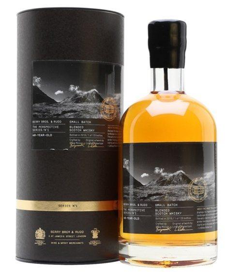 稀有的40年蘇格蘭威士忌將於年底前抵台,售價被代理商視為機密。嘉馥貿易/提供