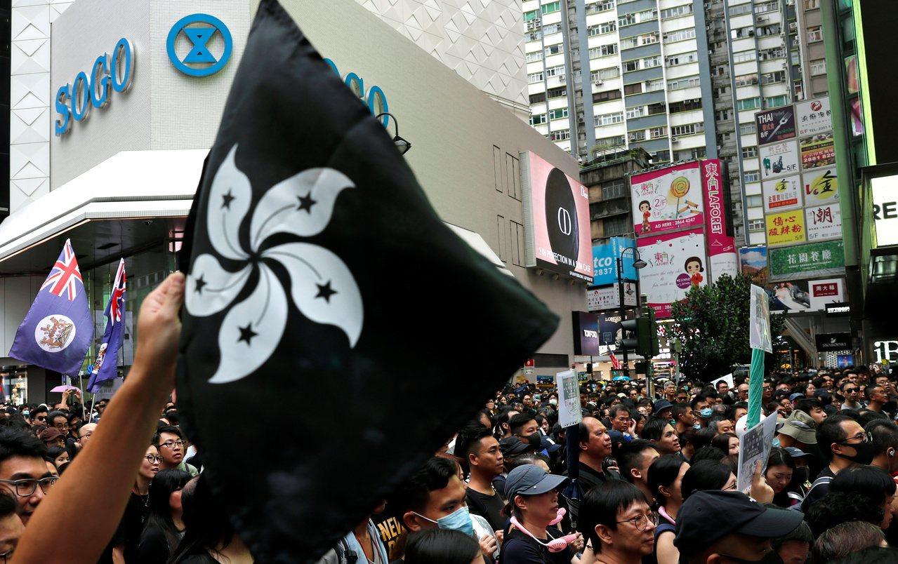 設定時間表 建設「中國特色社會主義先行示範區」中發文件 要拿深圳取代香港? 路透...