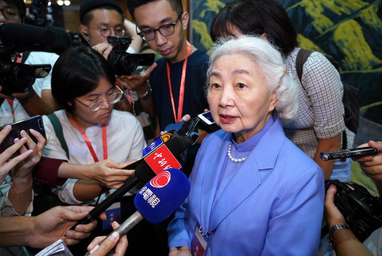 梁愛詩:港未至於進入緊急狀態 香港中國通訊社