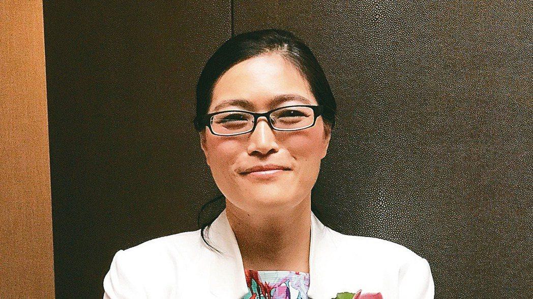 麗清董事長劉美秀。 本報資料照片