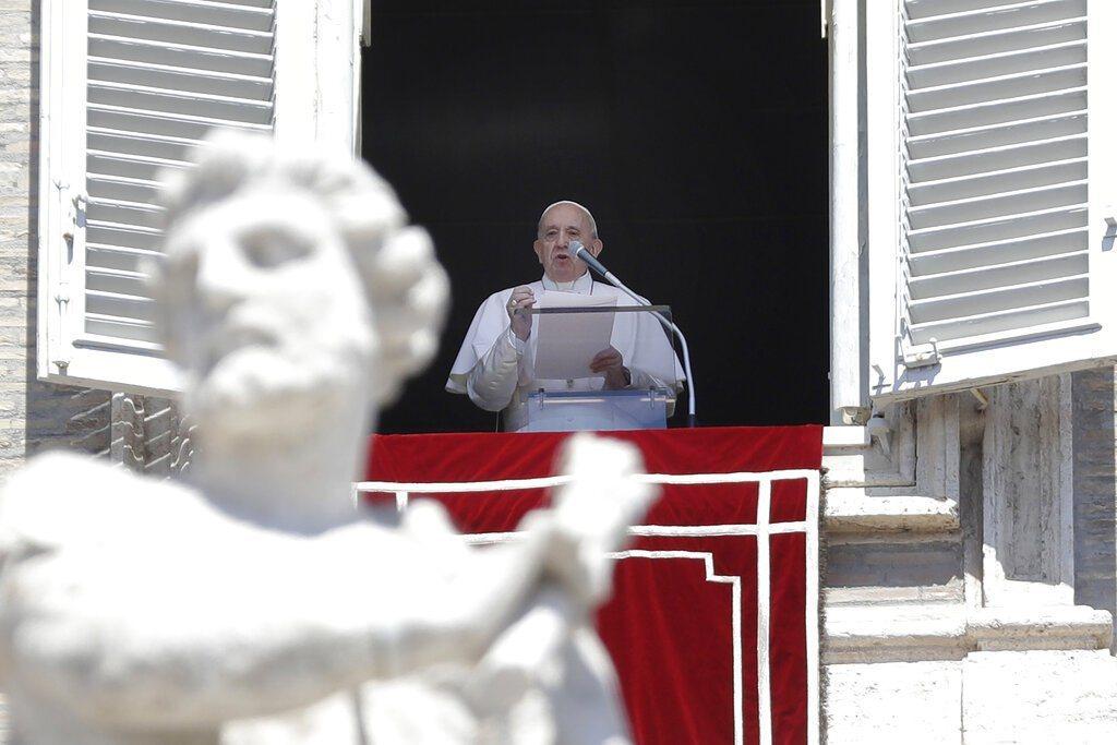 天主教教宗方濟各11月前往日本訪問前,可望先造訪泰國。 美聯社