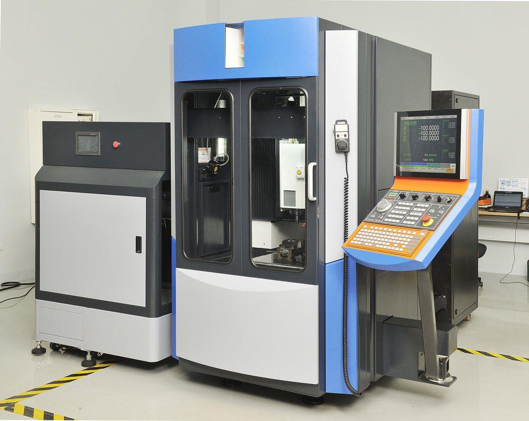 金屬中心的鑄件安定化技術搭配自建之資料庫,成功解決CNC工具機鑄件精度壽命問題,...