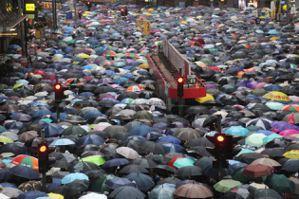 彭捷/這不是顏色革命:香港反送中是公民抵抗式的自治運動