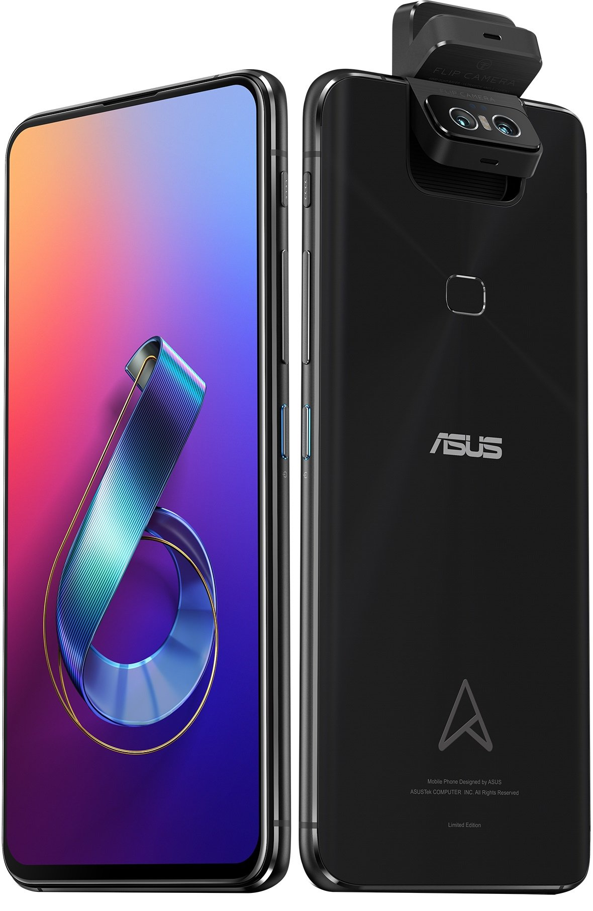 ASUS ZenFone 6 30周年限定版智慧型手機,今日搶先全球在台限量開賣...
