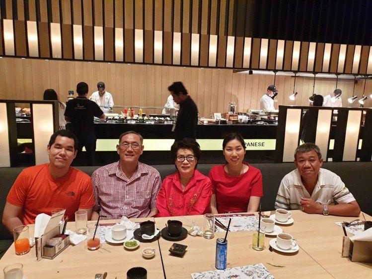 「漢來海港餐廳」提供的台灣料理,也是泰國人用餐首選。圖/Orrawan Swan...