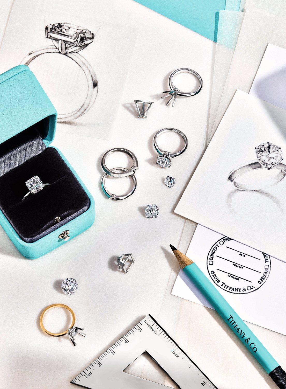 Tiffany & Co. 美鑽傳奇主題展將帶領大眾進入Tiffany的鑽石世界...