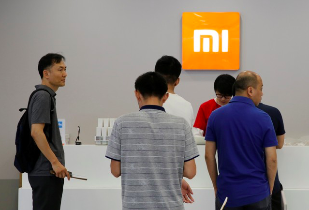 小米、OPPO和Vivo已經結成合作夥伴關係,以加速在這三個品牌的智能手機之間的數據傳輸。路透資料照