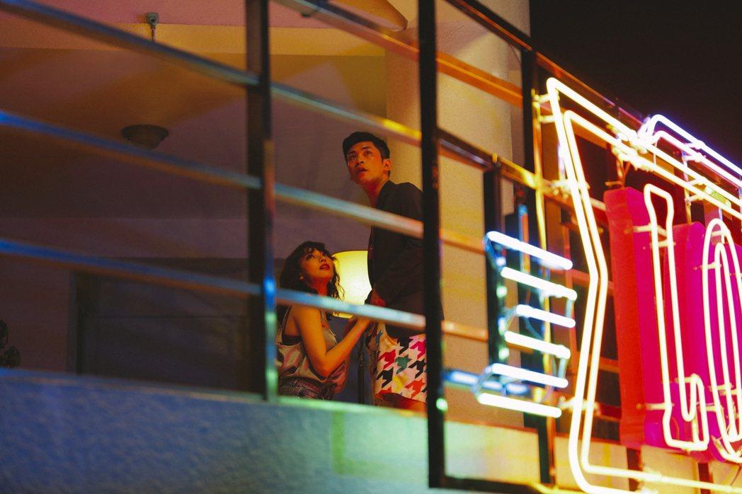 「江湖無難事」10月18日上映。圖/華映提供