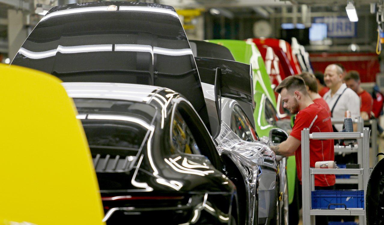 德國經濟恐將面臨衰退。歐新社。