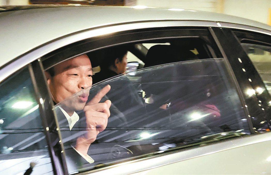 高雄市長韓國瑜指控國家機器監控他。 圖/聯合報系資料照片