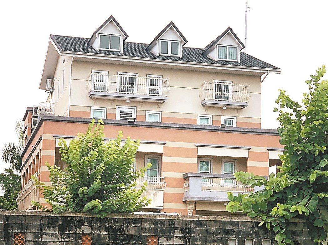 高雄市長韓國瑜妻子李佳芬位於雲林縣古坑鄉的農舍涉違建。 圖/聯合報系資料照片