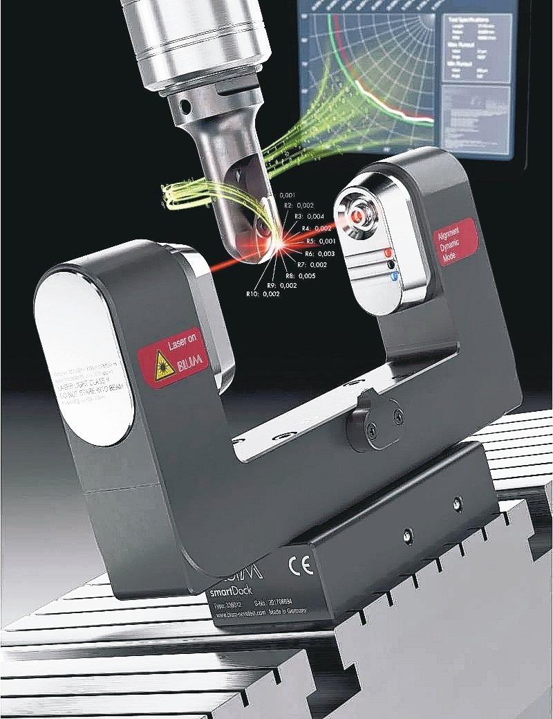 波龍LC50-DIGILOG雷射量測系統。 波龍/提供