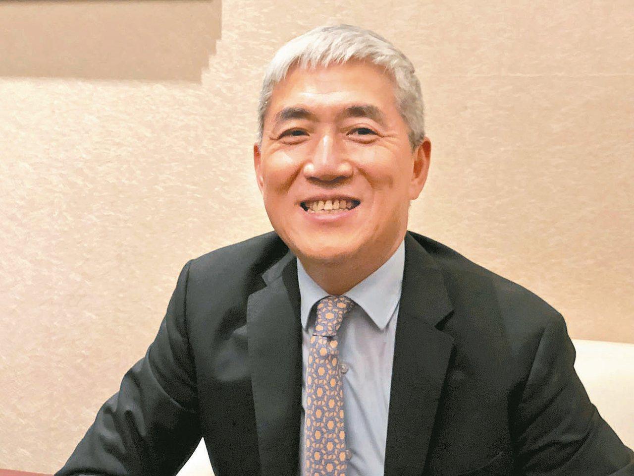 技嘉董事長葉培城。 圖/離合報系資料照片
