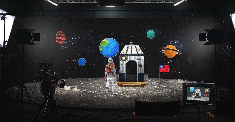 星際大騙局之登月計畫。圖/高雄市電影館提供