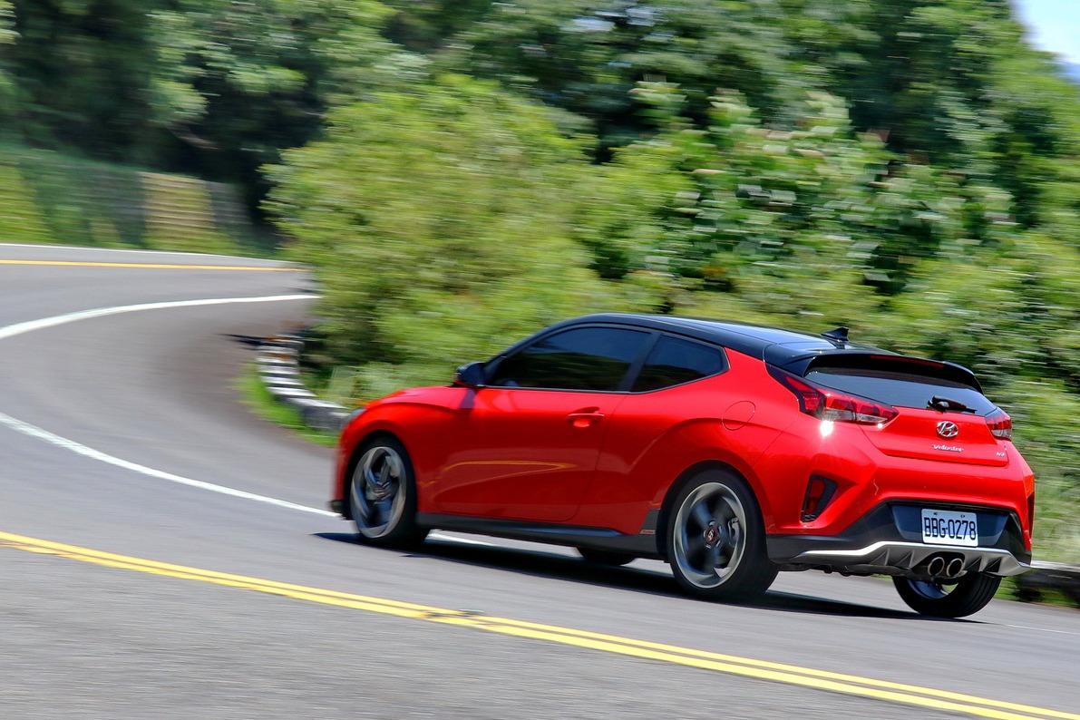 花115.9萬買一個熱血性能魂 Hyundai Veloster試駕