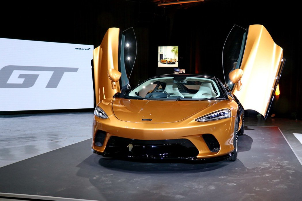 McLaren將繼續在英國生產。圖為售價1260萬元起的全新McLaren GT...