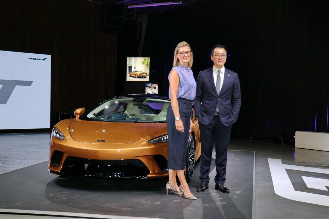 英國超跑品牌McLaren發表全新MCLAREN GT;產品定位獨立於現有的Sp...