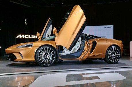 全新McLaren GT台灣登場 售價1260萬元起