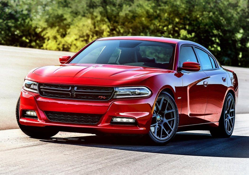失竊率最高的為Dodge Charger HEMI。 摘自Dodge