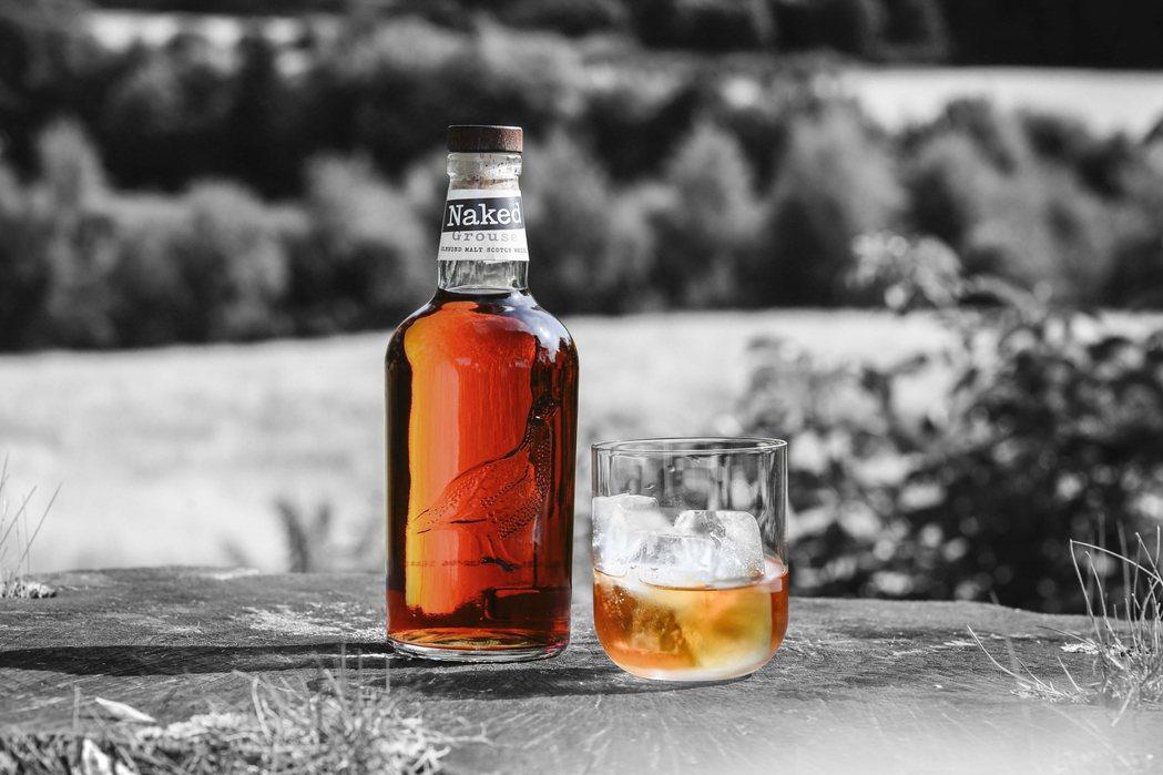 裸雀初次雪莉桶蘇格蘭威士忌-純飲版1公升裝(免稅通路限定) 。台灣愛丁頓/提供
