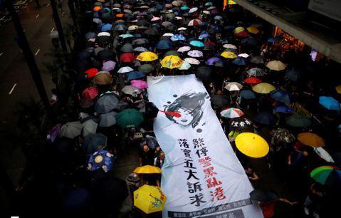 香港反送中運動的結果,將決定中國對台政策走向