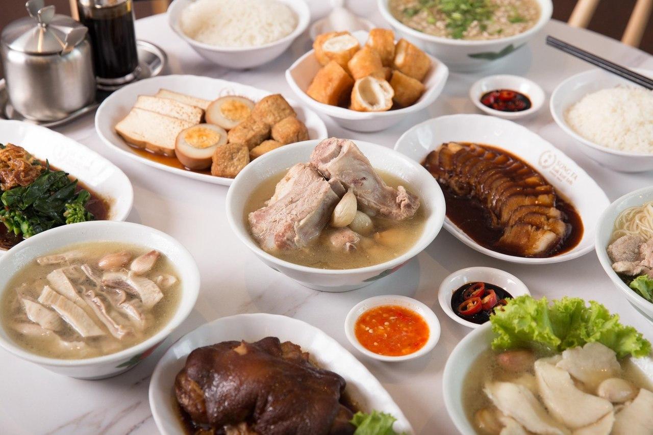 新加坡必吃名店!米其林銅板美食「松發肉骨茶」下週台北東區試營運!