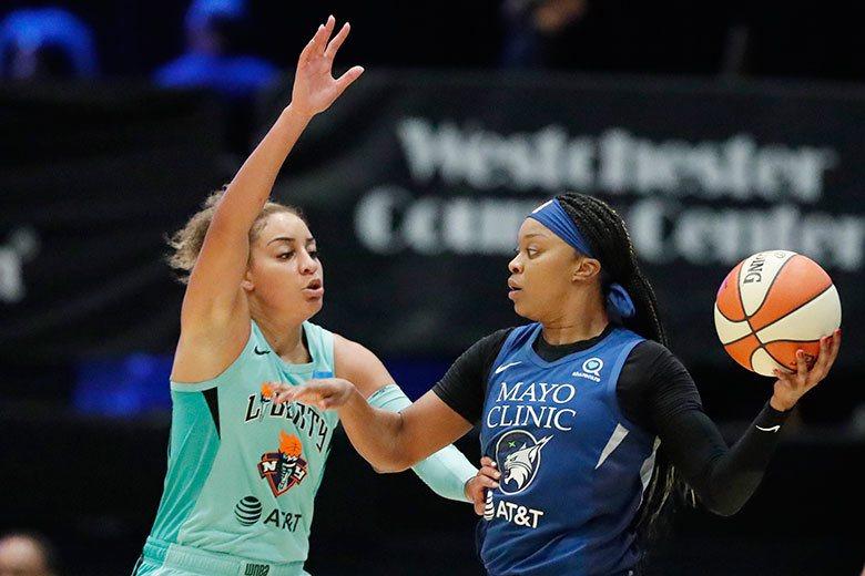 WNBA的打法比較接近傳統籃球,雖然不像NBA那樣秀味十足,但比賽仍不失精采。 ...