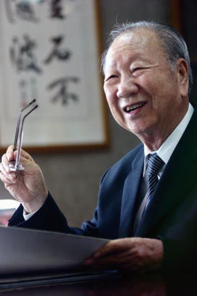 樹人醫護管理專科學校創辦人林朝家過世,享壽93,師生校友感懷。圖/樹人醫專提供