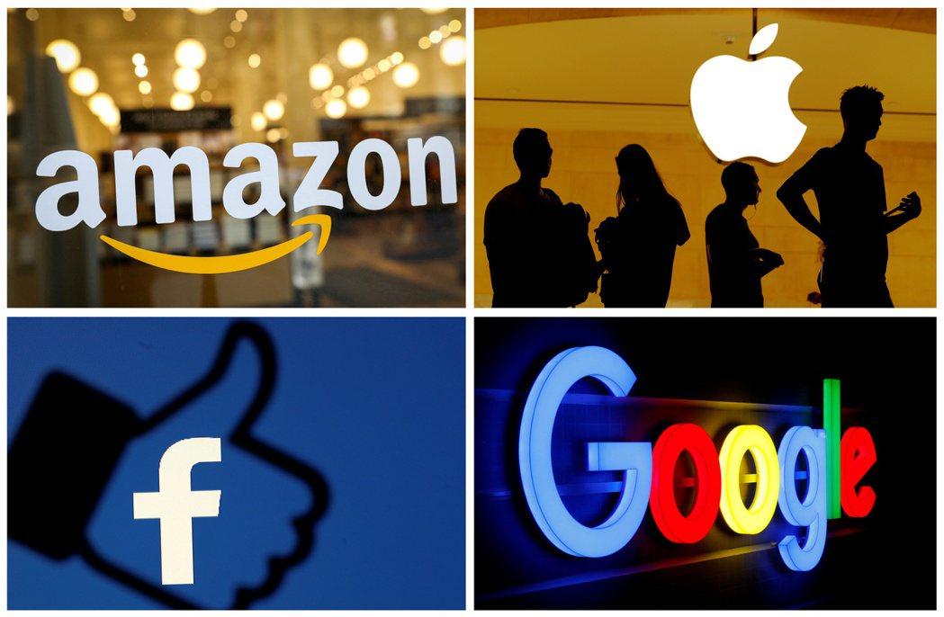 美國多州檢察總長準備對科技巨擘展開反托辣斯聯合調查,科技四巨頭Google、臉書...