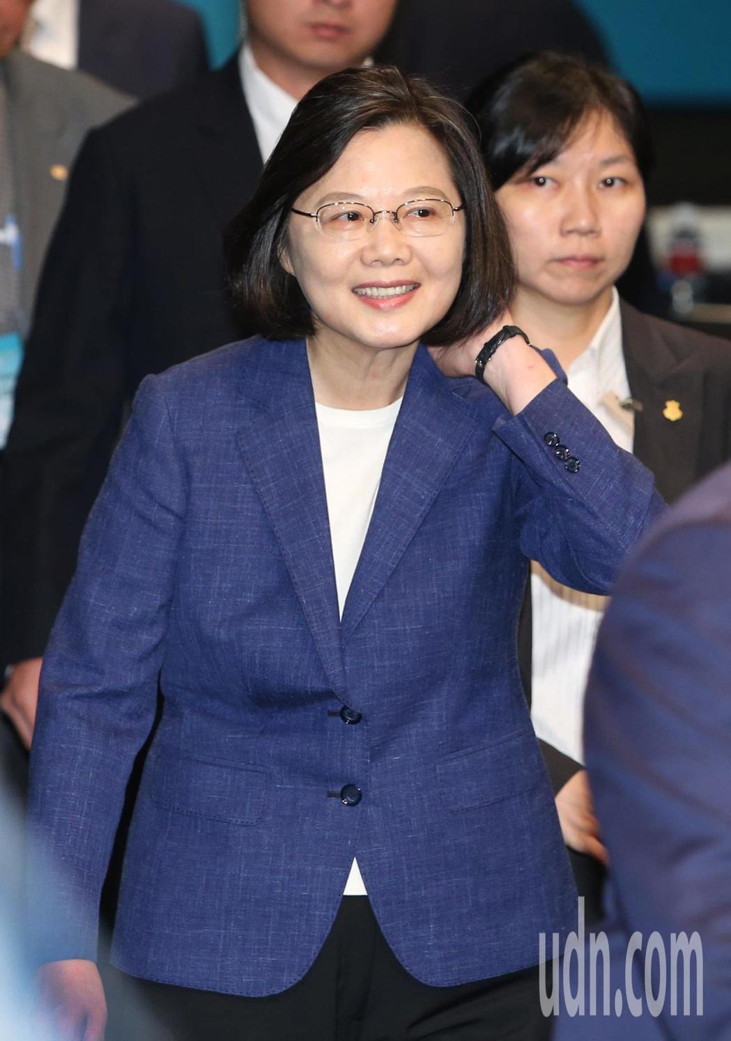 財團法人兩岸交流遠景基金會在台北君悅酒店舉行「2019凱達格蘭論壇:亞太安全對話...