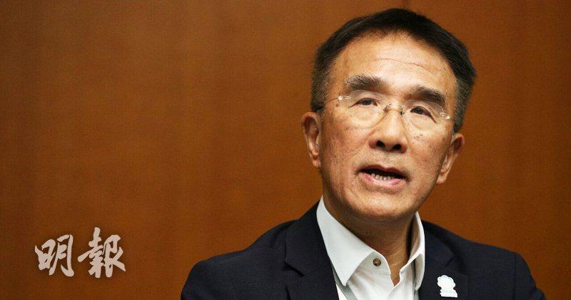 香港立法會議員田北辰在節目上表示,他收到消息,北京為修例爭議設下「死線」,要求在...
