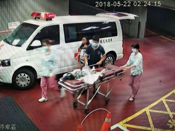 女童被凌虐至重傷送醫急救仍不治。圖/彰化基督教醫院提供