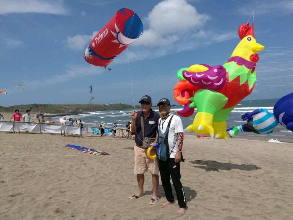 不老風箏達人閻清雲 用風箏宣揚中華文化