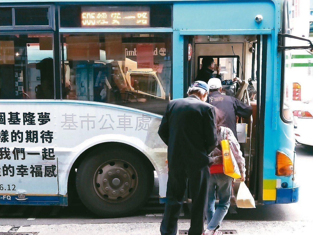 市長林右昌說,「任內維持公車處營運,不要被迫走到民營化」,希望大家共體時艱,一起...