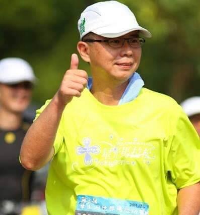 台南市警五分局小隊長方俊欽,曾榮獲模範警察。圖/市警五分局長提供