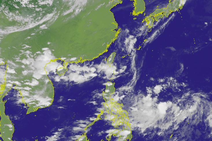 11號颱風「白鹿」最快明生成 估周六最接近台灣