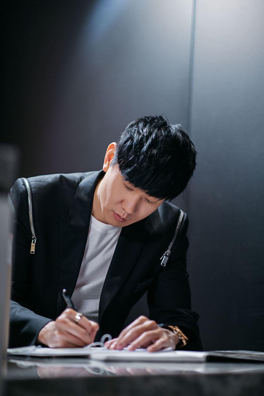林俊傑發行新歌「對的時間點」。圖/JFJ PRODUCTIONS提供