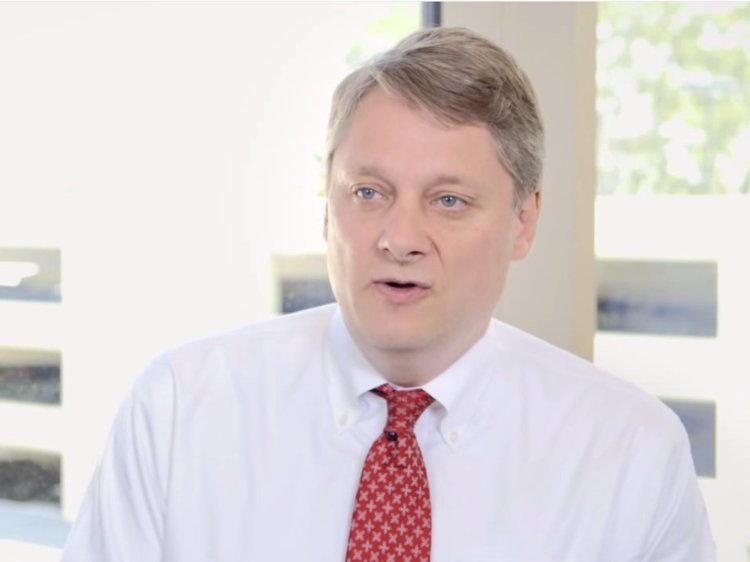 PIMCO投資長艾達信(Dan Ivascyn)。網路照片