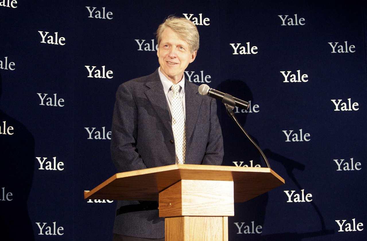 席勒不認為降息能避免經濟陷入衰退。路透