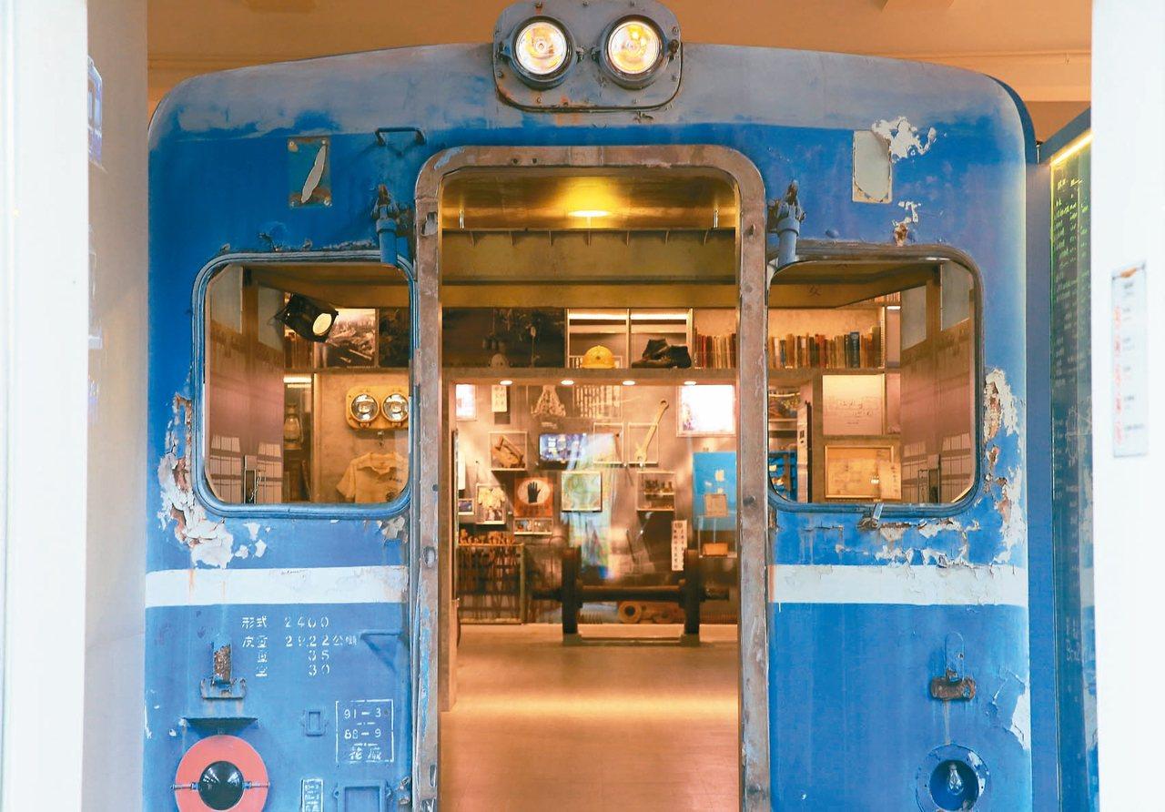 台北機廠將以鐵道村概念變身鐵道博物館,讓民眾遊走其中觀賞典藏火車、看火車動態維修...