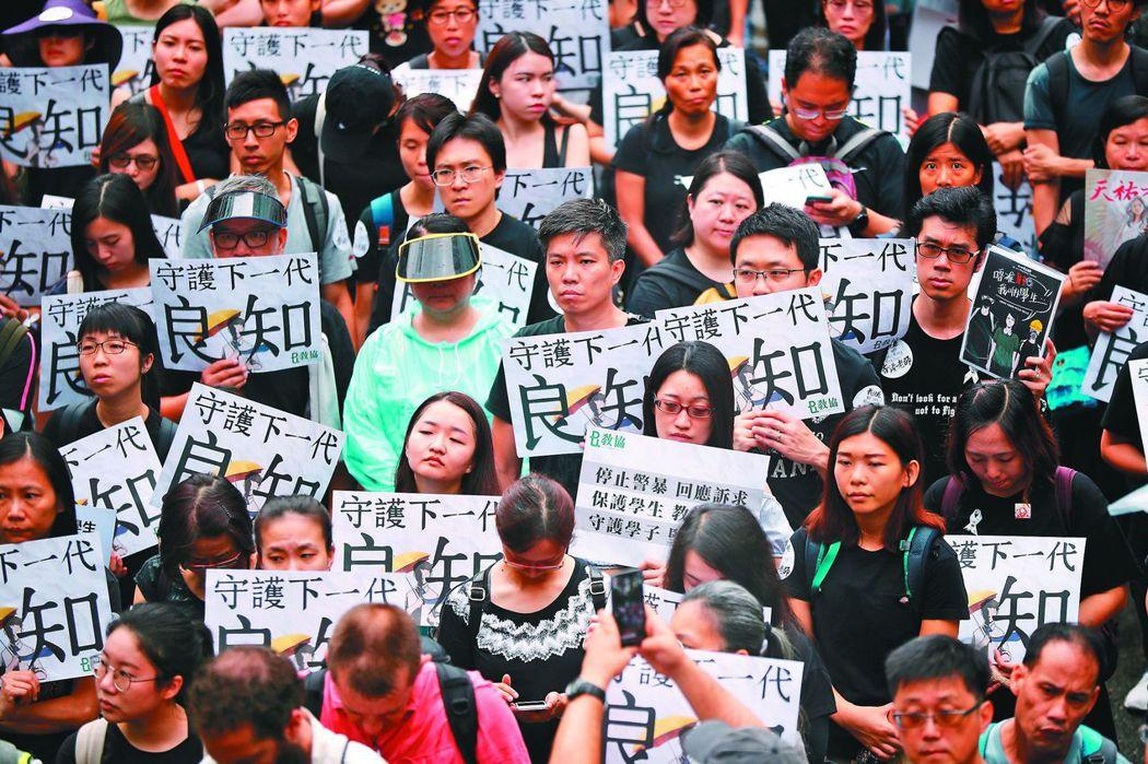 反送中/分析香港與北京的是非對錯