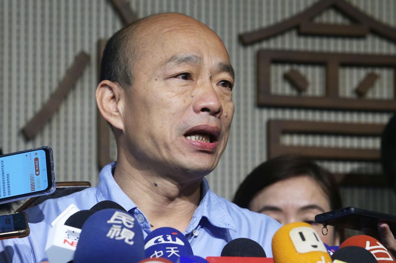 林濁水:「換柱2.0」不一定 但韓國瑜無緣總統成定局